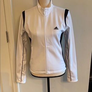 Adidas Zip Up Size Medium